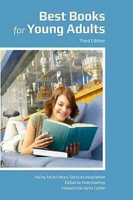Best Books for Young Adults by Young Adult Library Services Association (English