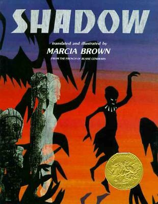 Shadow by Blaise Cendrars (English) Hardcover Book Free Shipping!