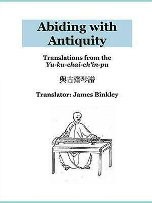 Abiding with Antiquity by James Binkley (English) Paperback Book Free Shipping!