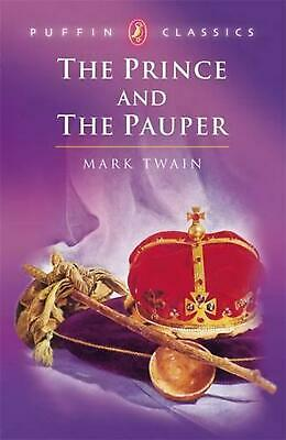 The Prince and the Pauper by Mark Twain (English) Paperback Book Free Shipping!