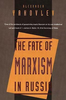 The Fate of Marxism in Russia by Alexander Yakovlev (English) Paperback Book Fre