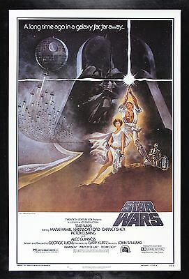 STAR WARS * 77/21-0 HAIRY BELT ORIGINAL BOOTLEG MOVIE POSTER CineMasterpieces