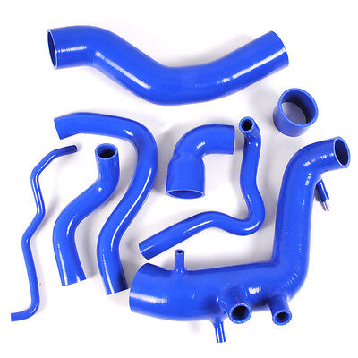 Silicone Engine Cooling Radiator Rad Hose Pipe Kit For Audi A3 Tt 1.8T Quattro