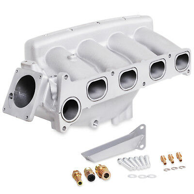 Alloy Engine Intake Inlet Plenum Manifold For Mazda 3 6 Mzr 2.0 2.3 03-09