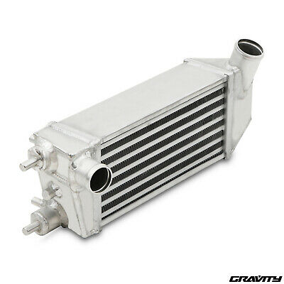 High Flow Aluminium Alloy Side Mount Intercooler Smic For Fiat 500 1.3D 07+