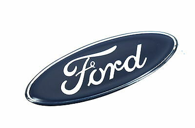 Genuine FORD BADGE Logo Ka Fiesta Puma Escort Focus Mondeo S-Max ST 50mm x 19mm