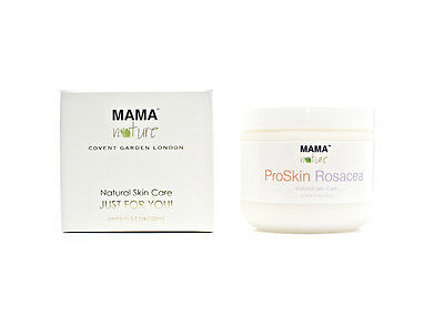ProSkin Rosacea Natural Skin Cream by Mama Nature (3.5 floz/100 ml)