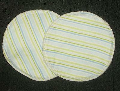 ~Remnant nursing pad sale~ 4 SETS~ Washable Breastfeeding pads w/ PUL 4 inch