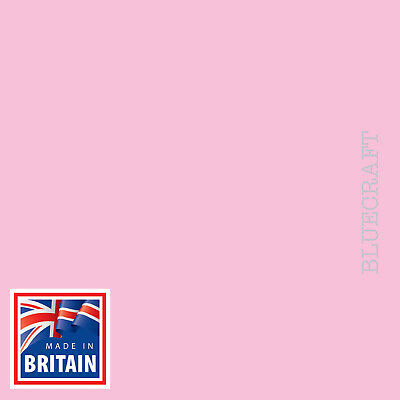 50 x A4 Pastel Pink Coloured Card 250gsm - Ideal for Handmade Card Projects