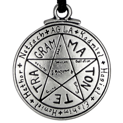 Talisman for Love Pendant Seal of Solomon Amulet Hermetic kabbalah Pentacle