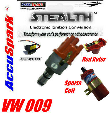 VW Beetle Stealth Electronic ignition pack Bosch Vacuum distributors