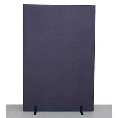 Office PARTITION Privacy Screen Room Divider 1800 X 1200mm Charcoal Pinnable