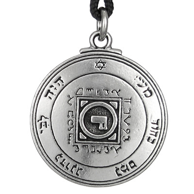 Ultimate Love Talisman Venus pentacle Solomon Seal Pendant kabbalah Jewelry