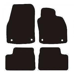Vauxhall Astra H MK5 2004 TO 2009 Tailored Car Mats - Black