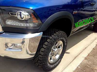 2010 2011 2012 DODGE RAM FENDER FLARES OE STYLE - 4 PIECES