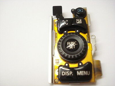 GENUINE Canon PowerShot SX130 IS Rear Control Board Repair Part