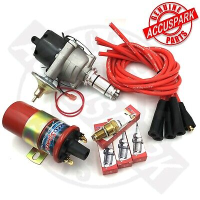 Hillman Hunter  1966-1973 Ultimate Stealth electronic ignition performance kit