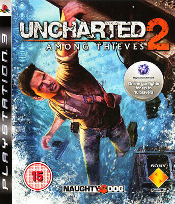 Uncharted 2 Among Thieves ~ PS3 (in Great Condition)