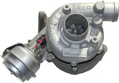 Turbolader AUDI A4 (8D2, B5) 1.9 TDI 85 KW 116 PS 1896 ccm Turbo charger