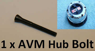 1 x AVM Bolt Cap Screw for Free Wheel Manual Locking 4WD Hubs FWH