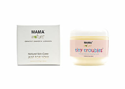 Tiny Troubles Natural Healing Salve by Mama Nature - Nappy Rash,Baby Eczema