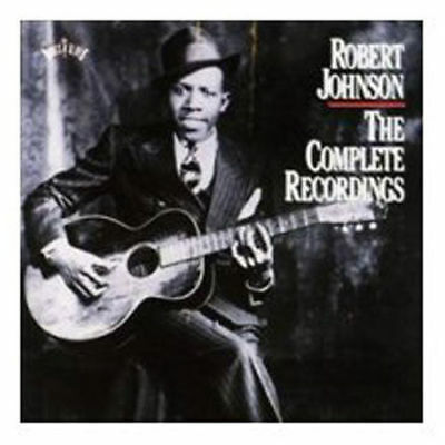 Johnson, Robert - The Complete Recordings NEW CD