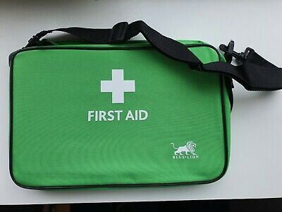 Emergency Response Responder First Aid Kit Bag with Compartments - EMPTY *OFFER*