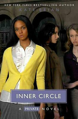 Inner Circle by Kate Brian (English) Paperback Book Free Shipping!