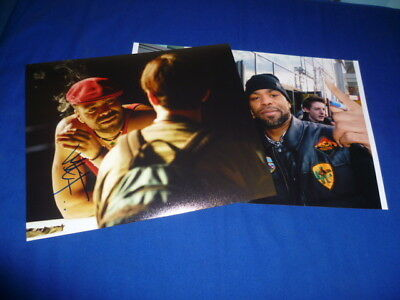METHOD MAN  signed Original Autogramm 20x25 In Person