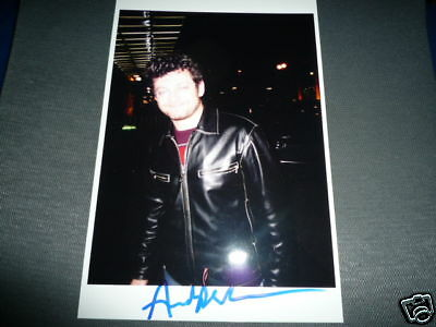 ANDY SERKIS tolles Original Autogramm 18x27 In Person