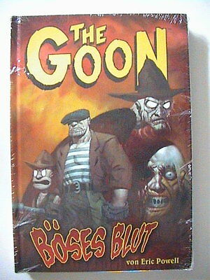 THE GOON # 6 ( CROSS CULT Hardcover ) NEUWARE