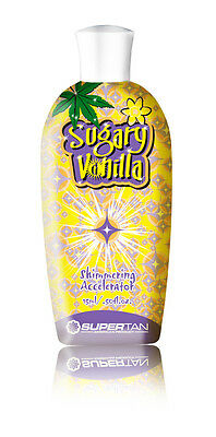 "SuperTan SuperSensation ""Sugary Vanilla"" 200 ml. 3-fach Bräunungsbeschleuniger !"