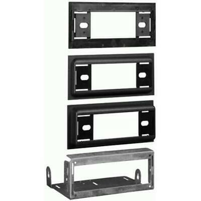 """Metra 99-4012 Pullout with Flat 1"""" Extension Dash Kit for Select 1982-2002 GM"""