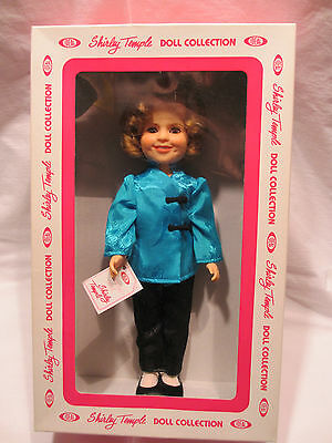 """Vintage 1982 Stowaway Shirley Temple 12"""" Doll by Ideal NRFB Dolls Toys"""
