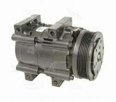 AC Compressor For 1999 2000 Ford Windstar 3.0l 57158 Used