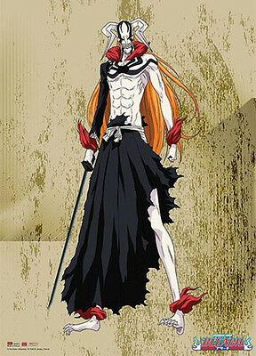 *new* Bleach New Hollow Form Wall Scroll