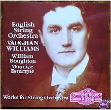 Vaughan Williams: Works for String Orchestra / English SO by Susan Lynn,...