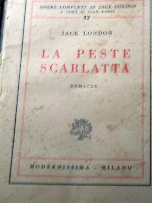 Jack London - La Peste Scarlatta 1928