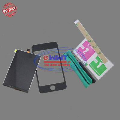 FREE SHIP for iPod Touch 3rd Gen 3 Original LCD Screen w/Digitizer+Tools ZVZLS62