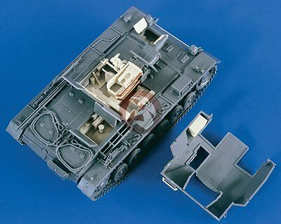 Tank Workshop 1//35 M4A2 Rear Hull Conversion with Engine and Compartment 350060