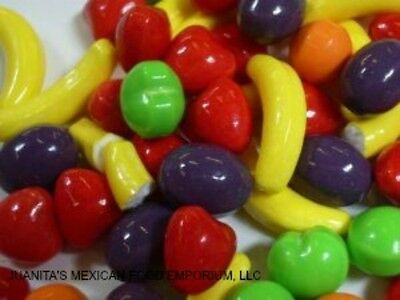 Wonka Runts Fruit Runts Candy Bulk Vending Machine Bulk Pkg. - Nine Pounds