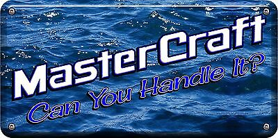 MASTERCRAFT BANNER Sign Flag X2 Prostar X7 Wakeboard High Quality!!