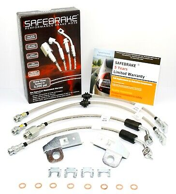 Ford Falcon AU II-III Ute/Wagon brake upgrade-SAFEBRAKE Performance Hoses