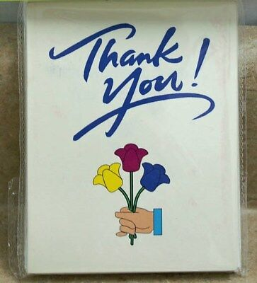 Thank You Small Cards Assortment~HAS~A~VERSE~ON~THE~INSIDE~20 count~AWESOME