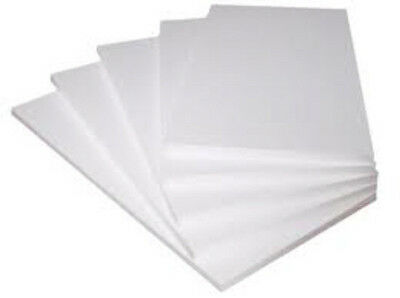 12x Polystyrene Foam Sheets 1200x600x25mm Packing Insulation Expanded EPS SDN
