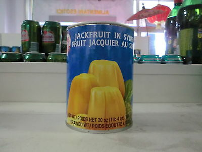 208 Barattolo Jackfruit In Sciroppo Sciroppata Fruit In Syrup 565 Gr Aroy-D