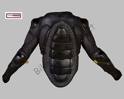 Adult Skiing Snowboarding Sport Protection Body Armour Jacket Sizes XXS-4XL