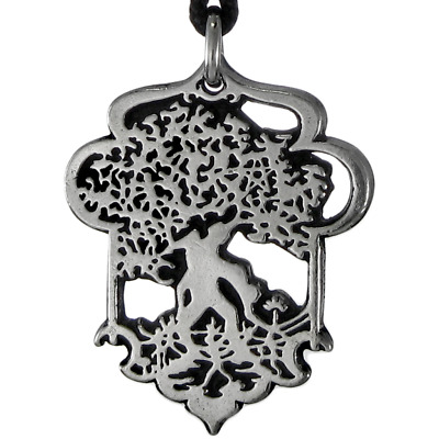 Celtic Tree of Life Pendant - Talisman Jewelry - Wicca Irish faerie Renaissance