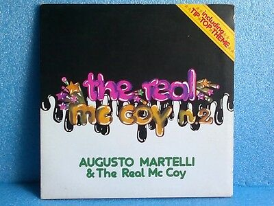 # A. Martelli & The Real Mc Coy THE REAL MC COY N.2 Orig.Ita (EX-) g/f LP-C00548