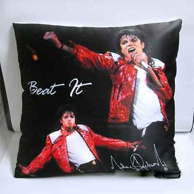 Michael Jackson Cushion Pillow Cover 1pc Beat It style